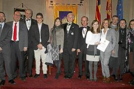 Apertura del curso en la Reial Acadèmia de Medicina de Balears