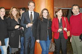 Entrega de premios de la Asociación de Periodistas Gastronómicos de Balears