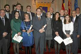 Apertura de curso en la Reial Acadèmia de Medicina de Balears