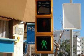 Vila instala 11 avisadores acústicos en varios semáforos de la ciudad con un coste de 4.000 euros