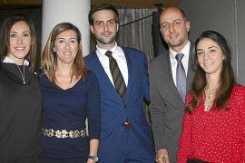 Antoni Terrassa, nuevo miembro de la Academia de Legislación de Balears