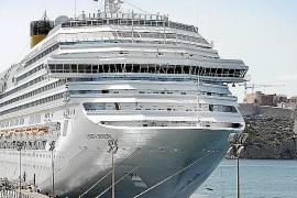 El puerto de Eivissa registró el año pasado1,8 millones de pasajeros de línea regular