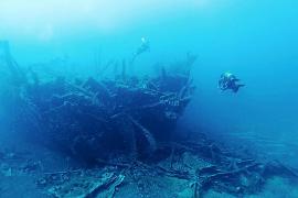 Turismo en las profundidades de Menorca