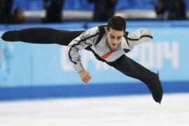 El patinador Javier Fernández finaliza cuarto y se queda sin medalla