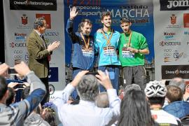 Marc Tur conquista el título absoluto con solo 19 años