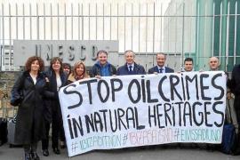 La Unesco insta al Gobierno a que se pronuncie sobre las repercusiones de los sondeos sobre el Patrimonio