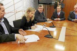 Las prospecciones ya están afectando de forma negativa a la marca Ibiza