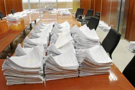 El Consell supera las 31.000 alegaciones contra los sondeos