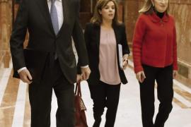 Rajoy: «Ahora toca bajar los impuestos y favorecer a las familias»