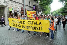 El catalán seguirá siendo sólo un mérito en el acceso a la función pública de la Comunidad