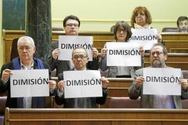 Ultimátum del PSOE al Gobierno para que entregue los vídeos de Ceuta