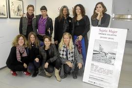 Mujeres bajo la mirada de las artistas