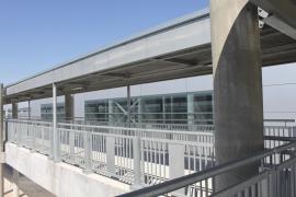 Inauguración estación marítima