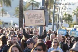 Manifiesto íntegro de la plataforma Eivissa Diu No