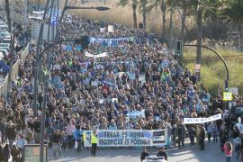 Eivissa se convierte en el epicentro de las protestas contra las campañas petrolíferas