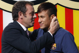 El Barça paga a Hacienda 13,5 millones complementarios por el fichaje de Neymar