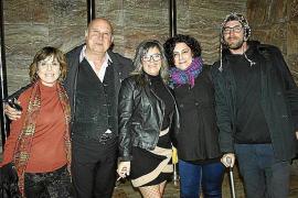 Martina Romero y José Montañez presentan su obra en la Tesorería de la Seguridad Social