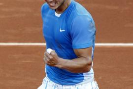 """Nadal: """"Vengo con la intención de ganar"""""""