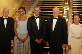 El Nobel de la paz defiende la guerra