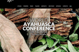 «La ayahuasca no es ilegal»