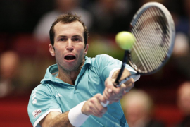 Stepanek se cita con Nadal en la segunda ronda de Indian Wells