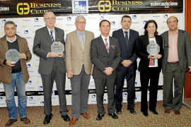 Business Club premia a El Económico