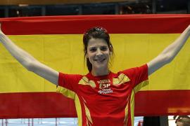Beitia, bronce en altura, sale al rescate de España