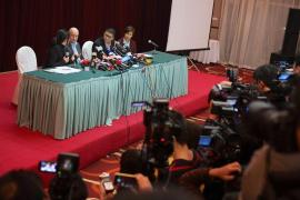 Malasia investiga un posible vínculo terrorista con la desaparición del avión
