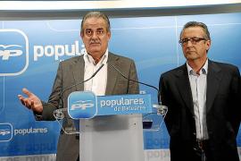 Serra dice que aún no ha hablado con Fajarnés y confía en que hoy dé explicaciones al partido