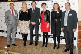 Entrega de premios de GE Business Club a Brisas, El Económico e IB3