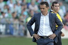 Toni Muñoz anuncia la destitución de Luis García como entrenador del Getafe