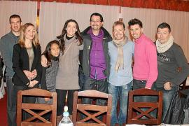 Cena de la Associació d'Amics del Poble Sahrauí para Vacances en pau