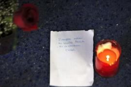 HOMENAJE A LAS VÍCTIMAS DE LA TRAGEDIA DEL 11M
