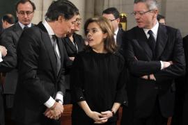 LOS REYES PRESIDEN EL FUNERAL DE ESTADO EN EL DÉCIMO ANIVERSARIO DEL 11M