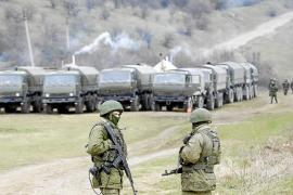Crimea se declara independiente de Ucrania, paso previo a unirse a Rusia