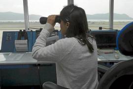 En los ojos del control aeroportuario