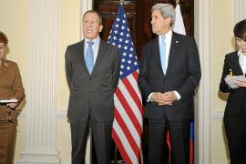 EE UU y Rusia cierran sin avances su diálogo en Londres sobre Ucrania