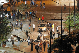 El Gobierno venezolano alerta de que 'la acción golpista ha entrado en una fase subversiva'