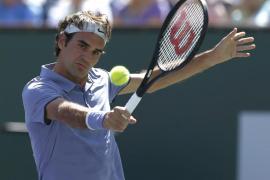Federer no tiene piedad de Dolgopolov y accede a la final de Indian Wells
