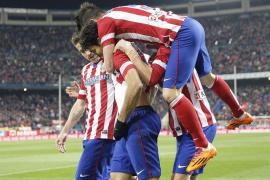 Diego Costa mantiene al Atlético agarrado a la Liga