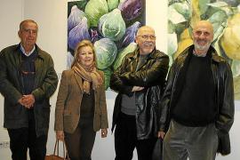 Joan Vich presenta 'Colors de la Mediterrània' en la Galería Vanrell