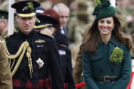 El príncipe Guillermo sobre tener más hijos: «Uno es suficiente de momento»