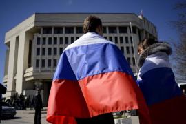 El Parlamento crimeo pide oficialmente la anexión a Rusia