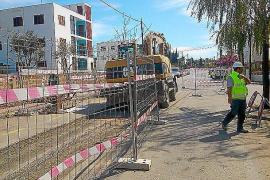 PSOE-Pacte se suma a las críticas vecinales por las «caóticas» obras en Jesús
