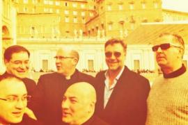 El Papa da calabazas a Russell Crowe