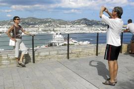 La mitad de turistas rusos que visitan Balears son mileuristas