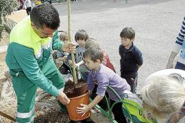 La nueva vida de un 'magraner' en el colegio Sant Carles