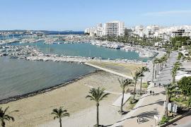 Los empresarios náuticos de Sant Antoni piden a Ports una rebaja de tarifas y un dragado del puerto