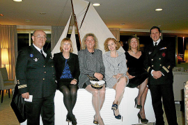 Entrega de pasadores de la Raecy en el Club de Mar