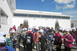 La desaladora cerrada de Santa Eulària protagoniza el Día Mundial del Agua